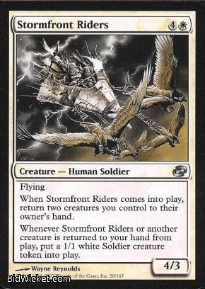Stormfront Riders, Planar Chaos, Magic the Gathering