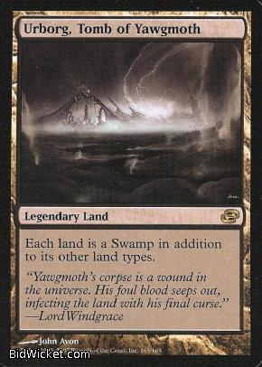 Urborg, Tomb of Yawgmoth, Planar Chaos, Magic the Gathering