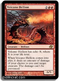 Volcano Hellion, Planar Chaos, Magic the Gathering
