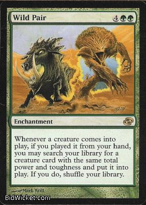Wild Pair, Planar Chaos, Magic the Gathering