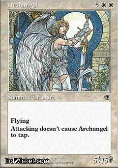 Archangel, Portal, Magic the Gathering