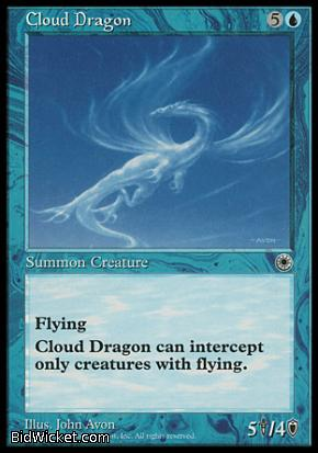 Cloud Dragon, Portal, Magic the Gathering