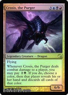 Crosis, the Purger, Premium Deck Series: Graveborn, Magic the Gathering