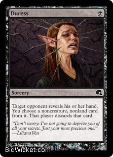 Duress, Premium Deck Series: Graveborn, Magic the Gathering