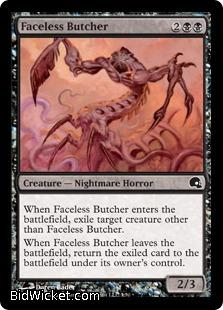 Faceless Butcher, Premium Deck Series: Graveborn, Magic the Gathering