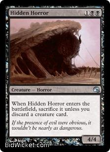 Hidden Horror, Premium Deck Series: Graveborn, Magic the Gathering