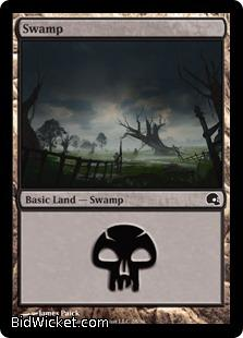 Swamp (28), Premium Deck Series: Graveborn, Magic the Gathering