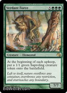 Verdant Force, Premium Deck Series: Graveborn, Magic the Gathering