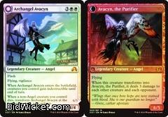 Archangel Avacyn (SOI Prerelease Foil),Promotional Cards, Magic the Gathering