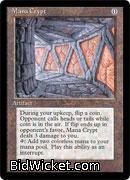 Mana Crypt (Book),Promotional Cards, Magic the Gathering
