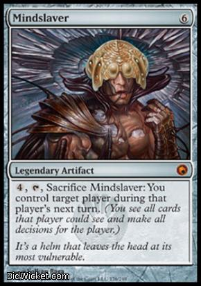 Mindslaver, Scars of Mirrodin, Magic the Gathering