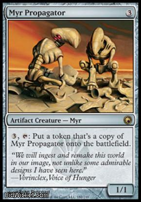 Myr Propagator, Scars of Mirrodin, Magic the Gathering