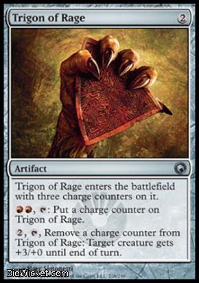 Trigon of Rage, Scars of Mirrodin, Magic the Gathering