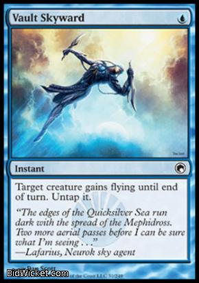 Vault Skyward, Scars of Mirrodin, Magic the Gathering