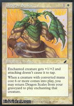 Dragon Scales, Scourge, Magic the Gathering