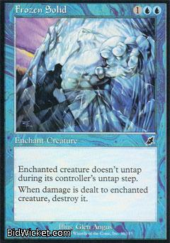Frozen Solid, Scourge, Magic the Gathering