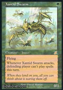 Xantid Swarm, Scourge, Magic the Gathering