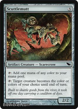Scuttlemutt, Shadowmoor, Magic the Gathering