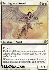 Battlegrace Angel,Shards of Alara, Magic the Gathering