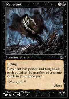 Revenant, Stronghold, Magic the Gathering