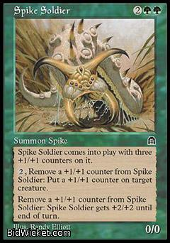 Spike Soldier, Stronghold, Magic the Gathering