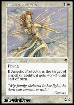 Angelic Protector, Tempest, Magic the Gathering