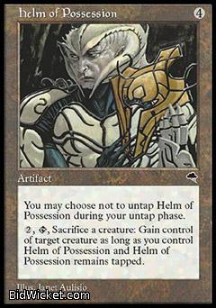 Helm of Possession, Tempest, Magic the Gathering