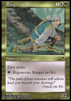 Ranger en-Vec, Tempest, Magic the Gathering