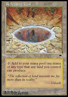 Reflecting Pool, Tempest, Magic the Gathering