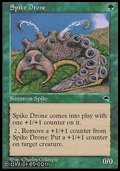 Spike Drone, Tempest, Magic the Gathering
