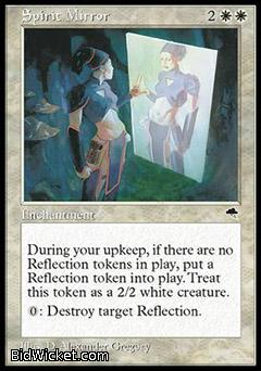 Spirit Mirror, Tempest, Magic the Gathering