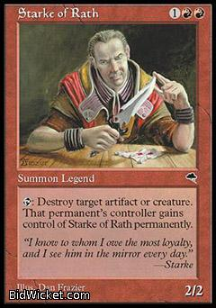 Starke of Rath, Tempest, Magic the Gathering