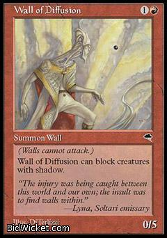 Wall of Diffusion, Tempest, Magic the Gathering