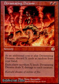 Devastating Dreams, Torment, Magic the Gathering