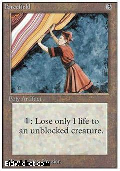 Forcefield,Unlimited, Magic the Gathering