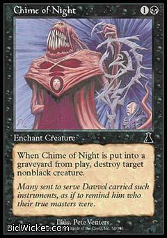 Chime of Night, Urza's Destiny, Magic the Gathering
