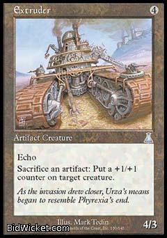 Extruder, Urza's Destiny, Magic the Gathering