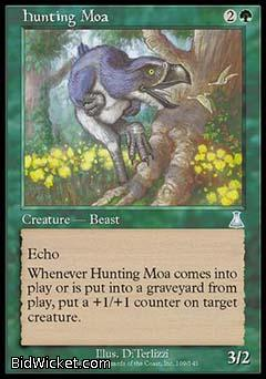 Hunting Moa, Urza's Destiny, Magic the Gathering