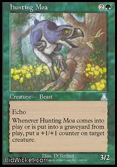 Hunting Moa, Urza's Destiny, Magic the Gathering