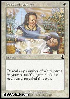 Scent of Jasmine, Urza's Destiny, Magic the Gathering