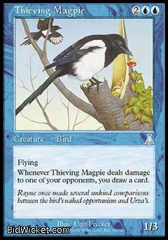 Thieving Magpie, Urza's Destiny, Magic the Gathering