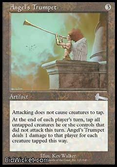 Angel's Trumpet, Urza's Legacy, Magic the Gathering
