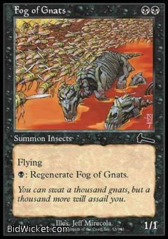 Fog of Gnats, Urza's Legacy, Magic the Gathering