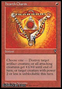 Hearth Charm, Visions, Magic the Gathering