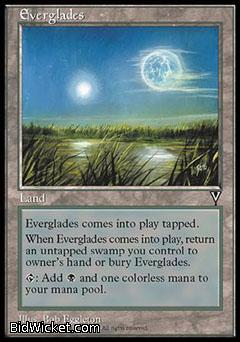 Everglades, Visions, Magic the Gathering