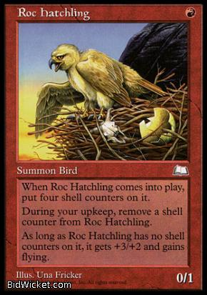 Roc Hatchling, Weatherlight, Magic the Gathering