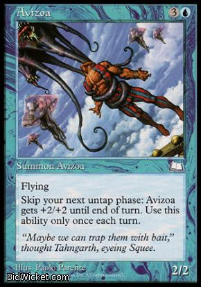 Avizoa, Weatherlight, Magic the Gathering