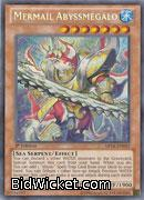 Mermail Abyssmegalo, Abyss Rising, Yu-Gi-Oh