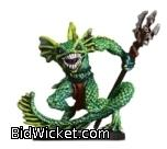Sahuagin Ranger, Aberations, Dungeons and Dragons Miniatures