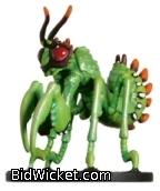 Fiendish Giant Praying Mantis, Aberations, Dungeons and Dragons Miniatures